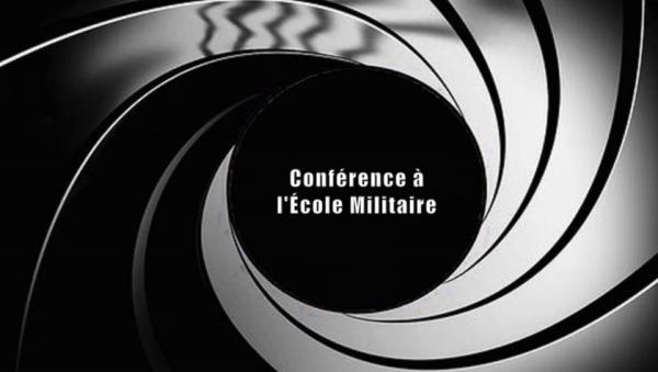 [Conférence] James Bond : Entre mythes et réalités