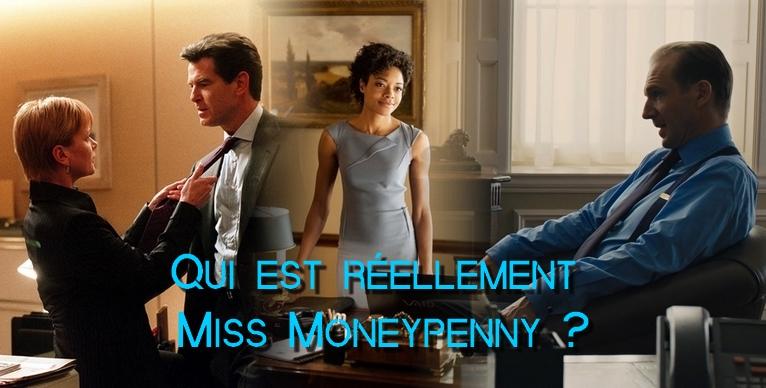 Qui est réellement Miss Moneypenny ? (The Moneypenny Diaries)