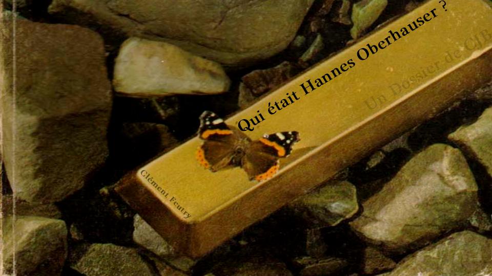 [SPECTRE] Qui était le Hannes Oberhauser des romans ?