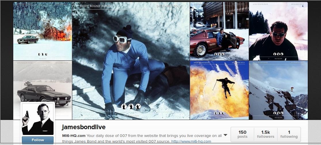 [MI6-HQ] Snow Bond