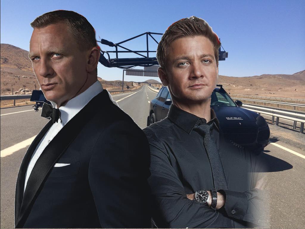 {Poisson d'avril} SPECTRE va croiser Mission Impossible au Maroc !
