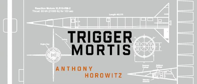 'Trigger Mortis' : un titre, une couverture et un synopis pour le prochain James Bond littéraire