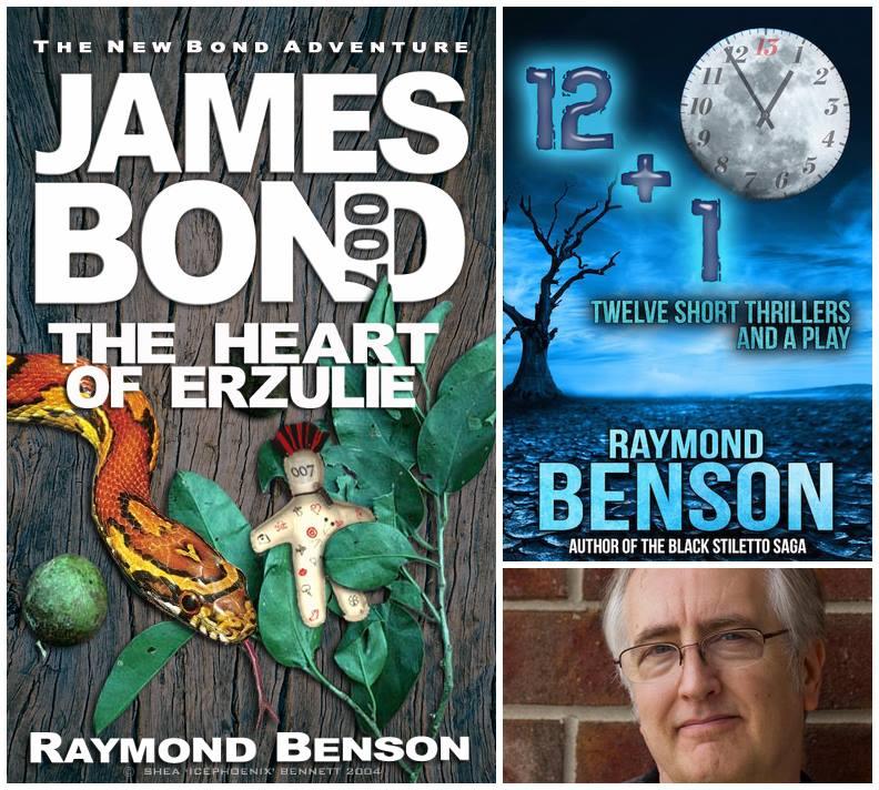 Raymond Benson publie une nouvelle inédite de James Bond