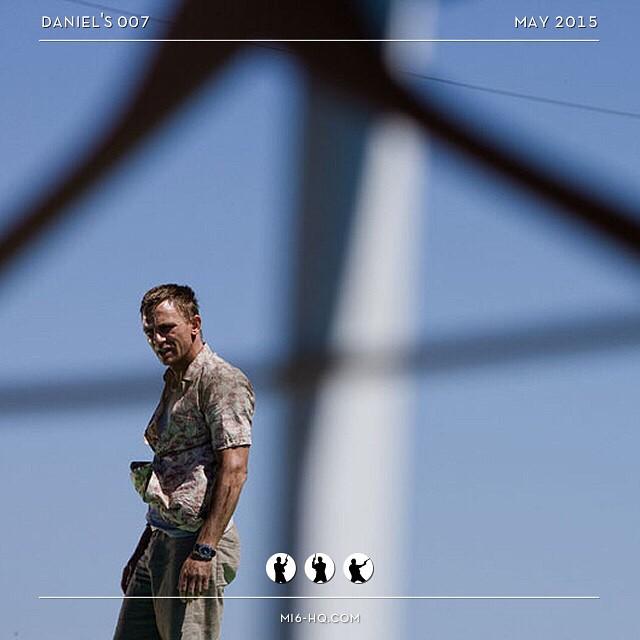 [Galerie] Le Bond de Daniel Craig