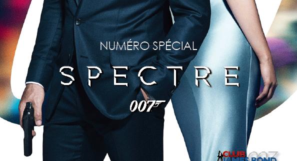 Le Bond 41 'Spécial SPECTRE'