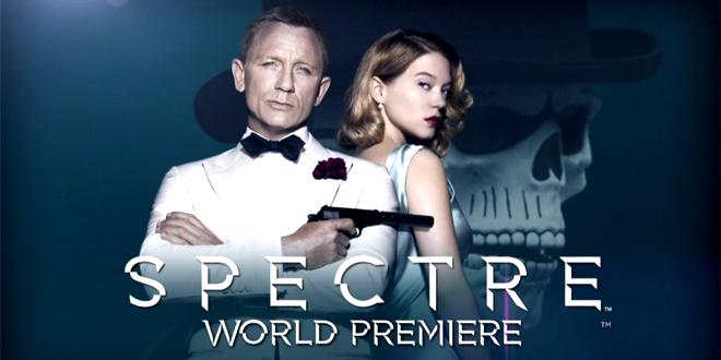 Spectre - La Première Mondiale