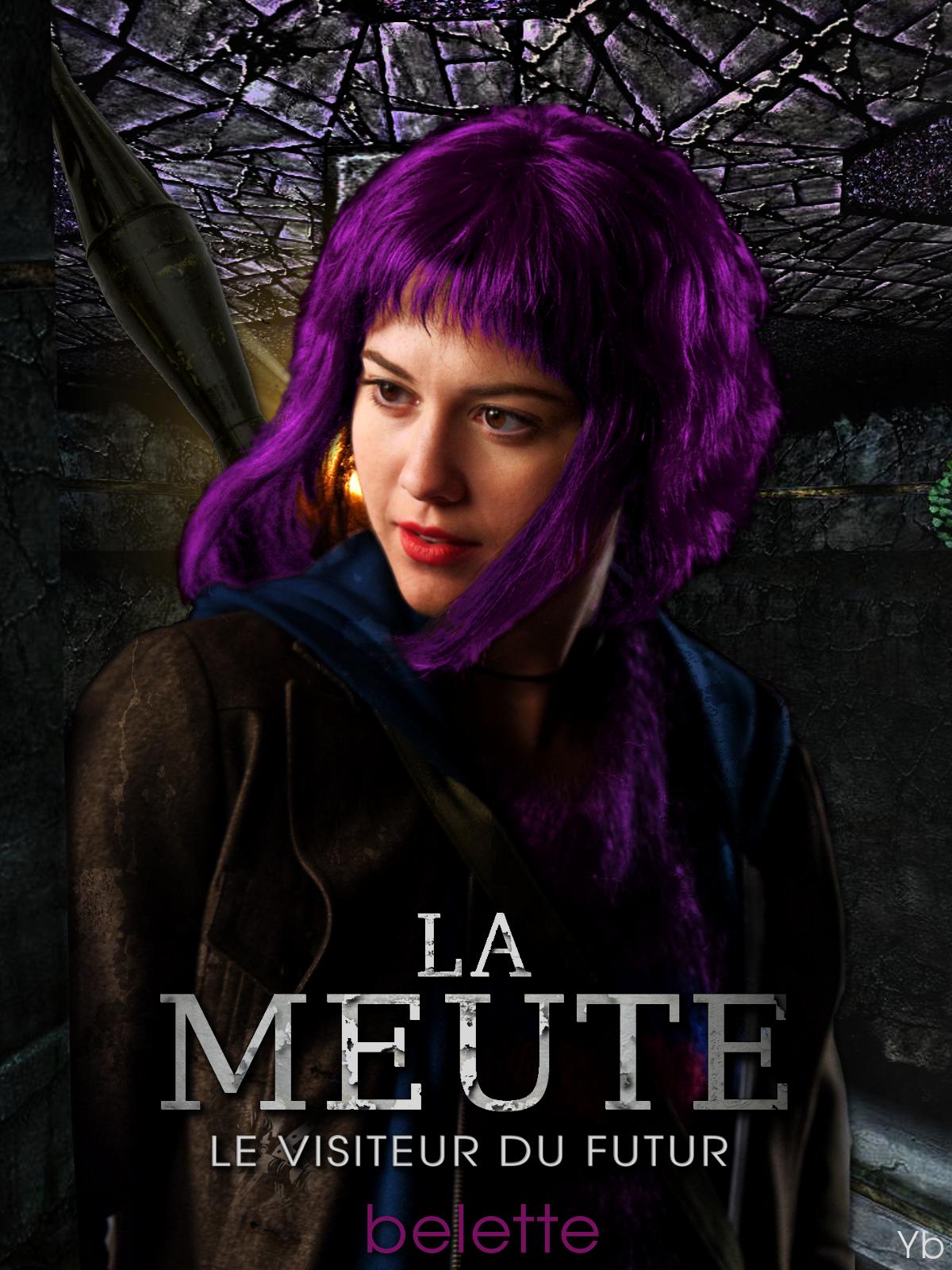 La Gazette de Néo-Versailles : Concours de Fan-art La Meute  (N°9 - Février 2015) 01_Belette06