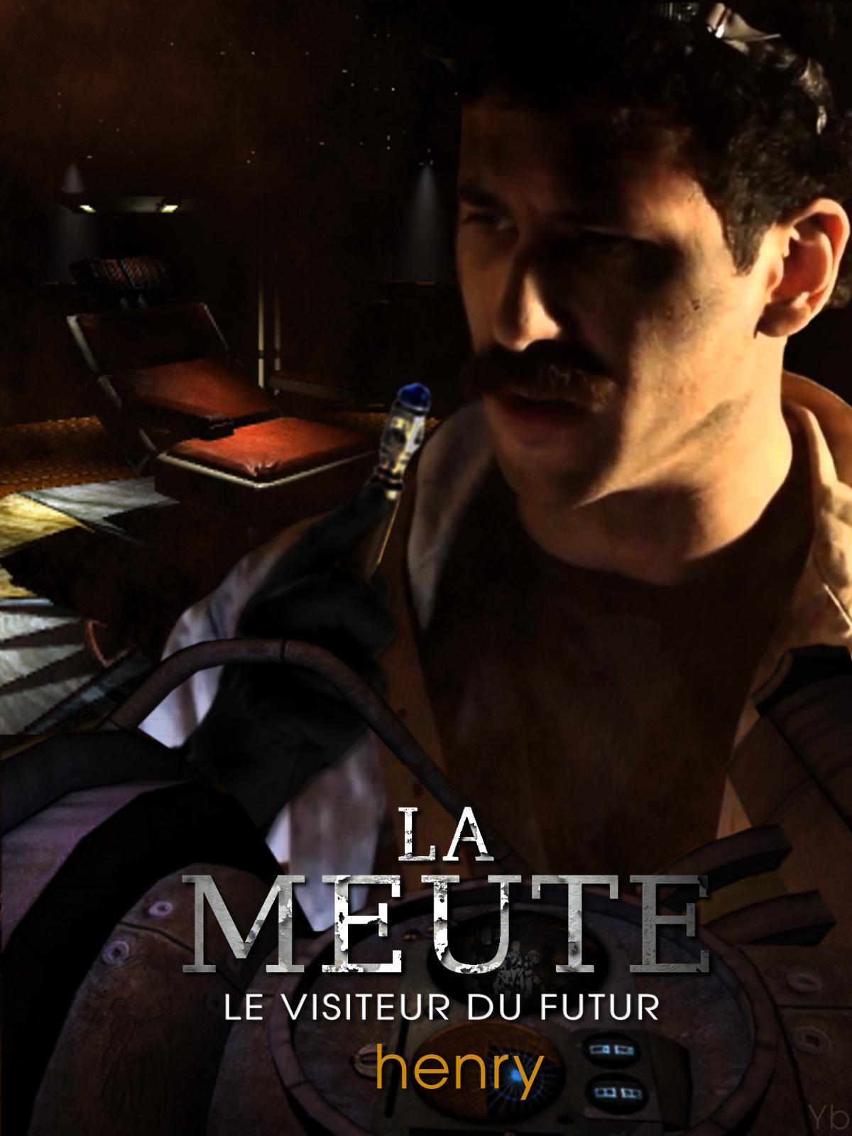 La Gazette de Néo-Versailles : Concours de Fan-art La Meute  (N°9 - Février 2015) 04_Henry04