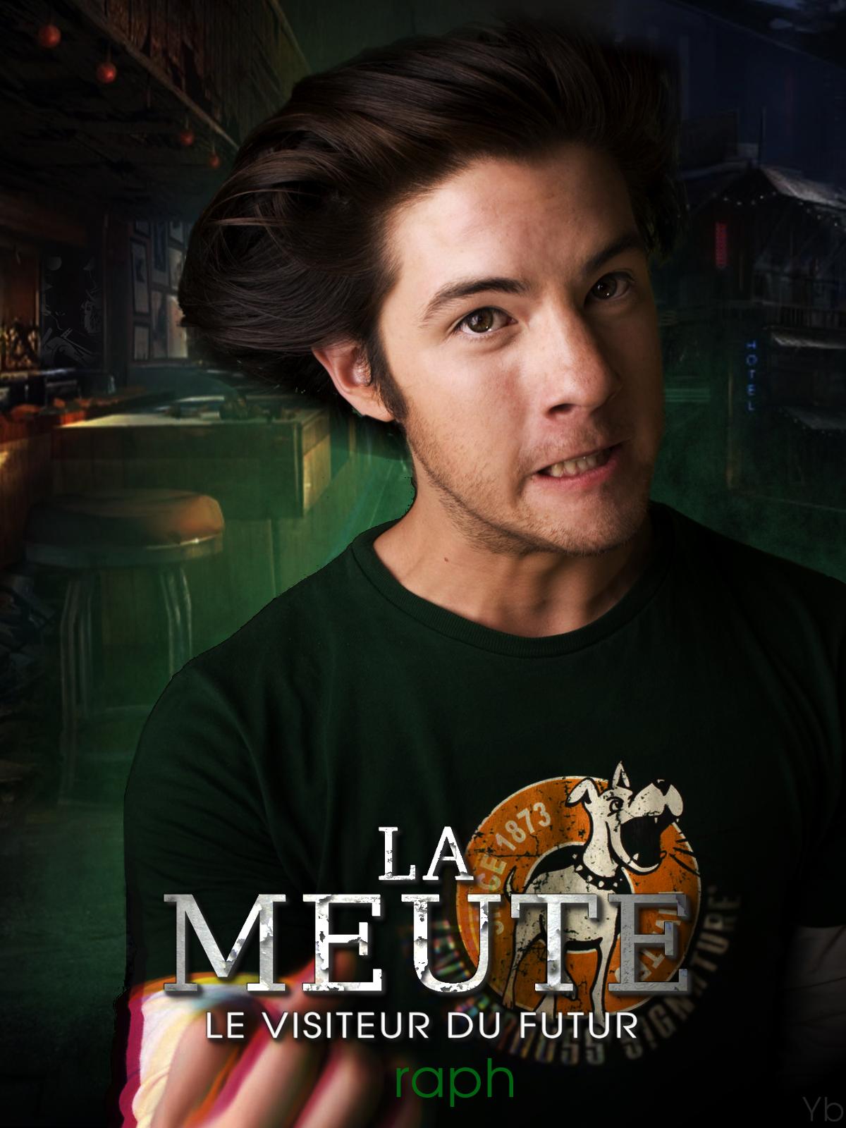 La Gazette de Néo-Versailles : Concours de Fan-art La Meute  (N°9 - Février 2015) 06_raph2