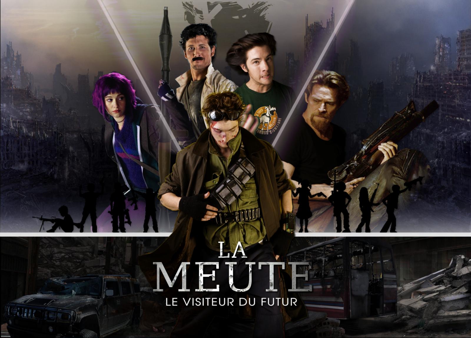 La Gazette de Néo-Versailles : Concours de Fan-art La Meute  (N°9 - Février 2015) Lameute-ytterbium