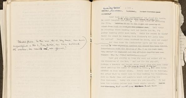 Ces récits que Ian Fleming n'a jamais terminé ou publié
