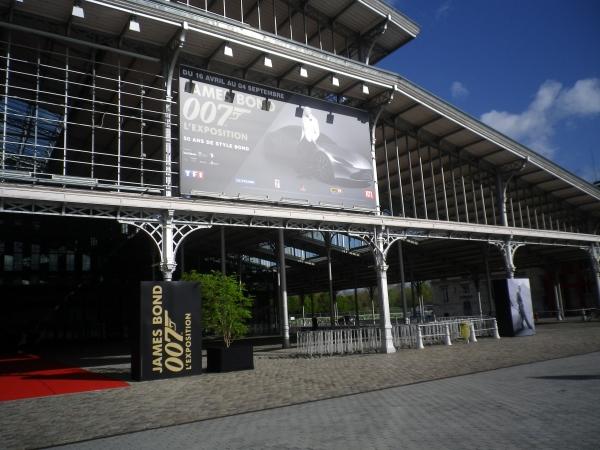L'Exposition James Bond à Paris comme si vous y étiez