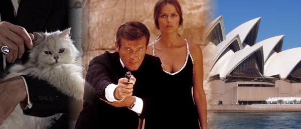 L'espion qui m'aimait : les scripts originaux