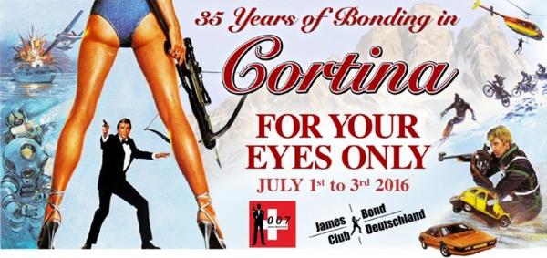 [Evenement] 35 ans de Rien que pour vos Yeux à Cortina