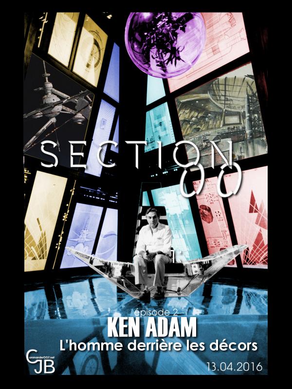 Ken Adam et les décors