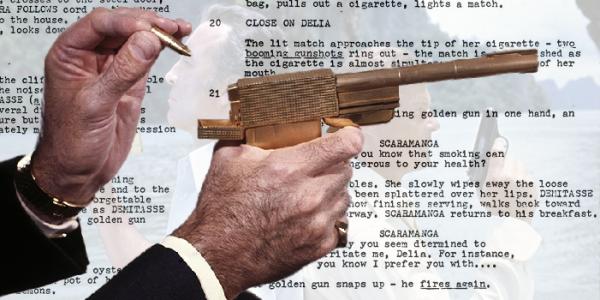 [Script] L'homme au pistolet d'or, la première tentative de Maibaum pour écrire un Moore