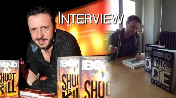 [MI6-HQ] Double interview de Steve Cole