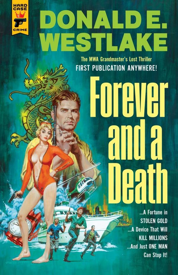 Forever And A Death : une novélisation d'un ancien script de Bond 18